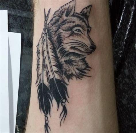 26 wolf tattoo ideen bilder und bedeutung