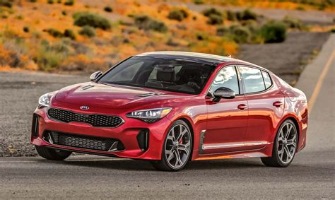 A Kia by 2018 Kia Stinger Lease Deals Start From 382 A Month