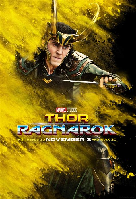 thor ragnarok thor ragnarok 2017 poster 5 trailer addict
