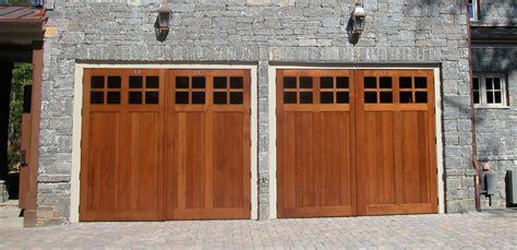 garage door to house custom carriage house garage door in plano tx