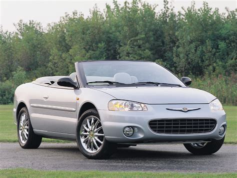 Chrysler Sebring by Chrysler Sebring Convertible Specs Photos 2001 2002