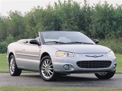 Chrysler Convertibles by Chrysler Sebring Convertible Specs Photos 2001 2002