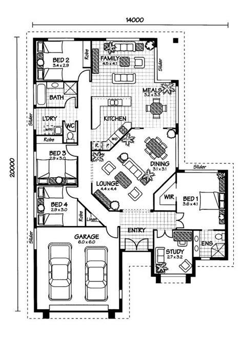 the arlington 171 australian house plans