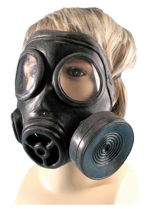 gas mask style gas mask