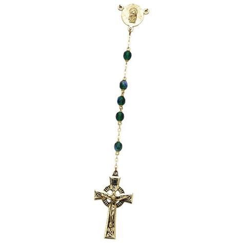 celtic rosary celtic rosary the catholic company