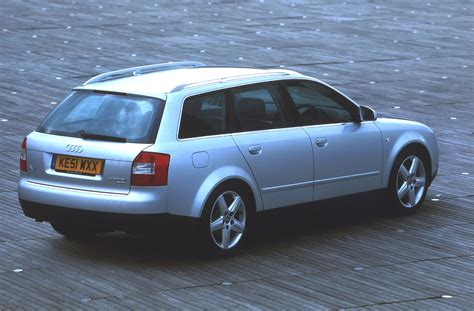 Audi A4 2004 Review by Audi A4 Avant Review 2001 2004 Parkers