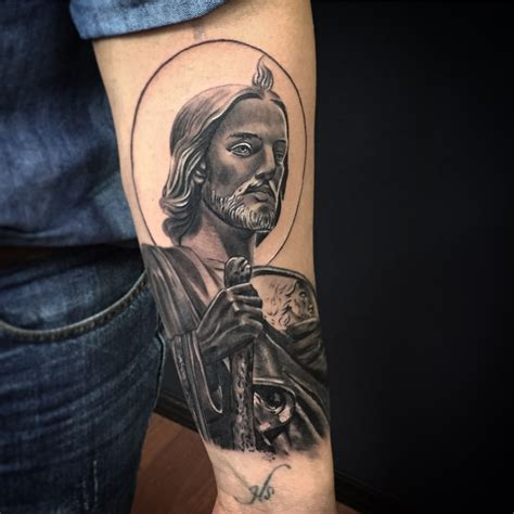 san judas tadeo tattoo tattoos pinterest tatuajes