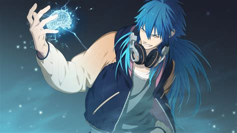 dramatical murder aoba as sly blue dramatical murder photo 36255594 fanpop