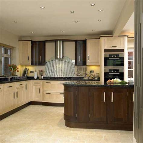 two color kitchen cabinets ideas two tone kitchen design decorating ideas housetohomeco