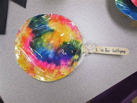 lollipop crafts for mrs s preschool ideas quot l quot week is lovely