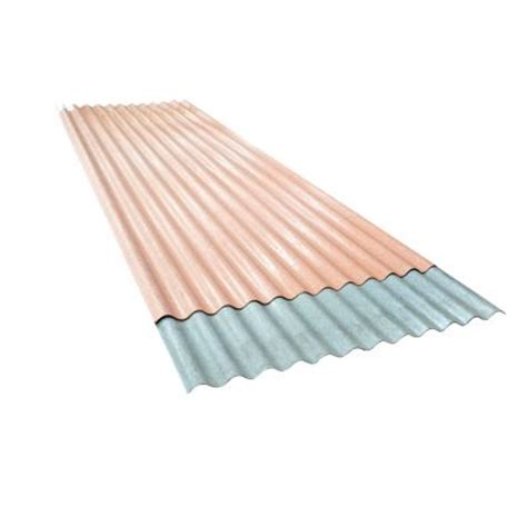 techos de polipropileno teja polipropileno roja 8 244 x 80 cm viplast