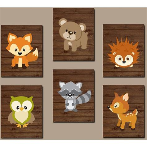 woodland creatures nursery decor 25 best ideas about woodland animal nursery on