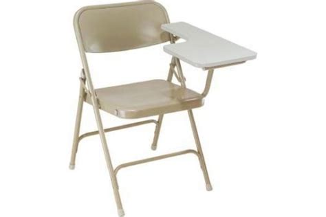 Folding Chair With Desk by Folding Desk Chair
