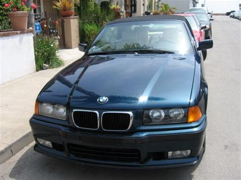 1997 Bmw 328i For Sale by Sell Used 1997 Bmw 328i Ca Base Convertible 2 Door 2 8l