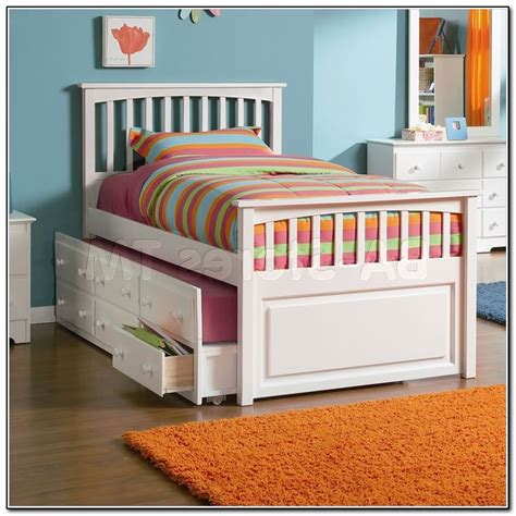 size bed trundle size trundle bed with drawers 28 images bed with