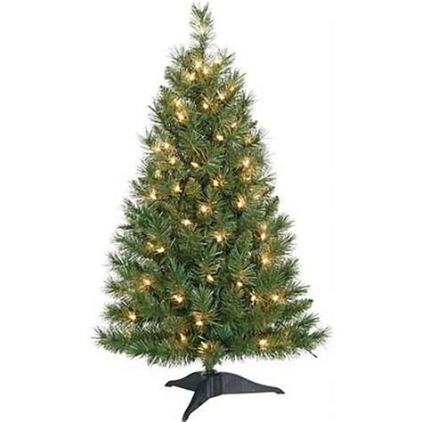 colorful artificial trees pre lit 3 ft small and colorful artificial tree