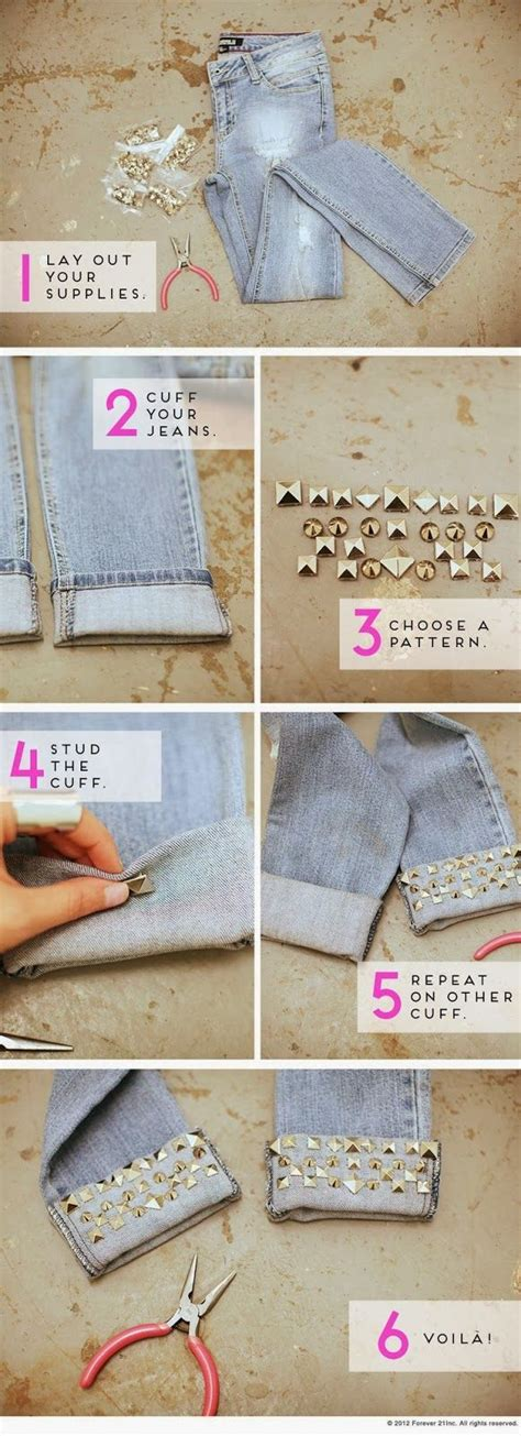 fashion crafts for how to give your clothes a new look glam radar