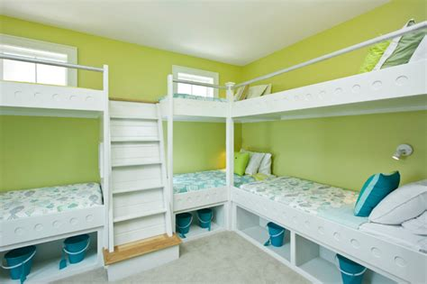 Hammocks For Bedrooms stylish bunk beds for all children for space saving in