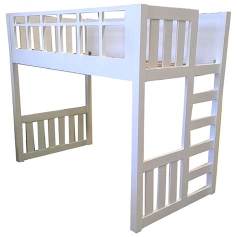 loft bed frames loft bed frame maxtrix low loft bed w dresser u0026