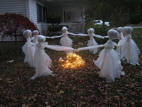 diy outdoor decoration ideas decorating ideas scary