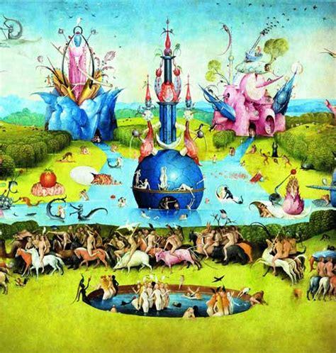 Garten Der Lüste Hieronymus Bosch poster bosch k fkc dornbirn