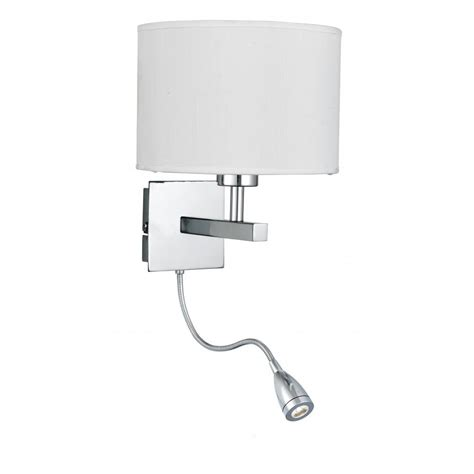 bedroom wall reading light hotel style bedroom wall light with adjustable led reading