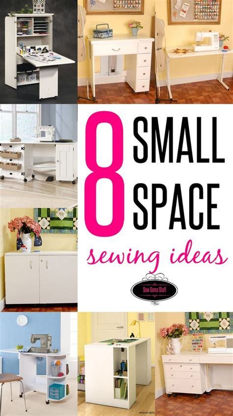 designs for small bedroom space 8 wonderful sewing room ideas for small spaces sew some