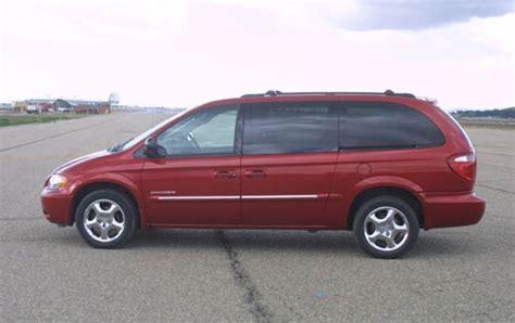 how it works cars 2001 dodge caravan user handbook used 2001 dodge grand caravan pricing for sale edmunds