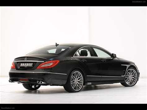2011 Mercedes Cls by Brabus Mercedes Cls Coupe 2011 Car Pictures