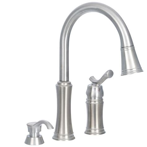 delta faucets for kitchen delta kate kitchen faucet stainless