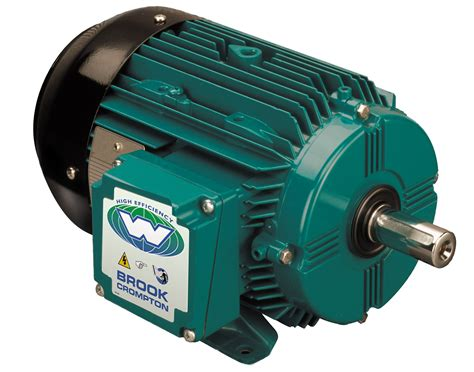Electric Motors by Brook Crompton Americas Electric Motors About