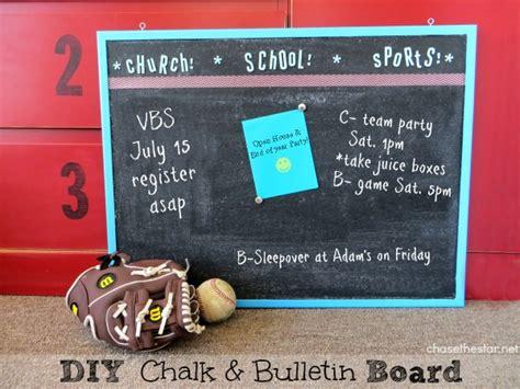 diy chalkboard bulletin board diy chalkboard paint bulletin board