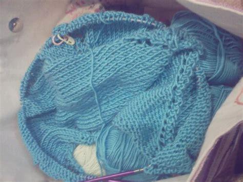 won knitting my knitting keeps asking me to knit the c side
