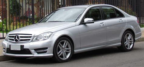 Mercedes C by File Mercedes C 180 Cgi 2013 11410856014 Jpg