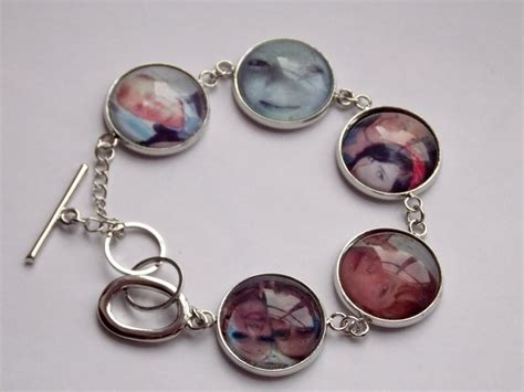 how to make cabochon jewelry cabochon photo bracelet 183 how to make a cabochon bracelet