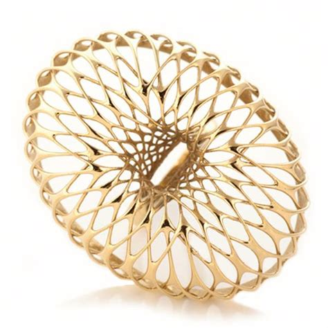 3d printer jewelry 3ders org precious 3d printed gold aims to