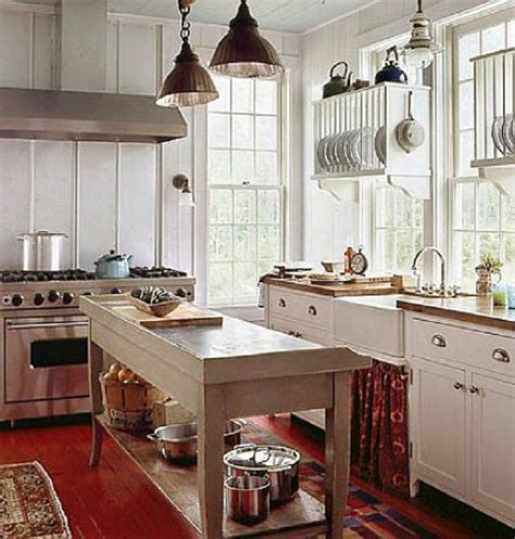 country cottage kitchen design cottage kitchen decorating and design ideas country