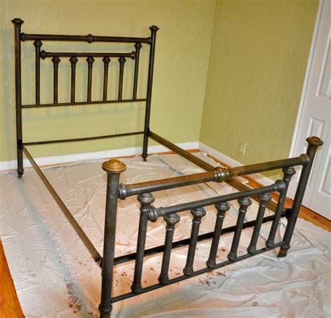 antique iron bed frames for sale antique metal bed frame value
