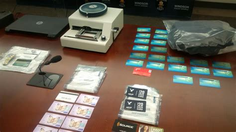 how to make a counterfeit credit card blackburnnews fraud operation squashed in