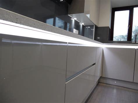 led kitchen unit lights kitchen design newton mearns