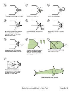 how to make a origami shark step by step 1000 images about origami animals on