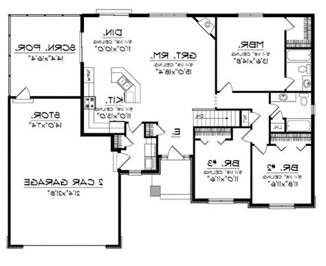 open house plans with photos open concept house plans with photos