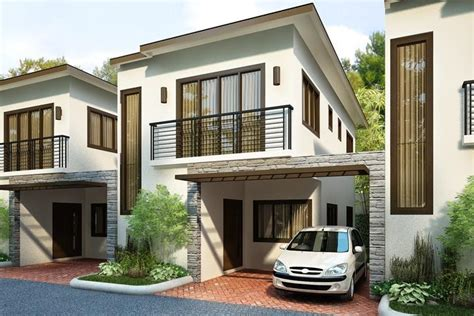cheap 2 story houses simple cheap 2 story house design cebu studio design