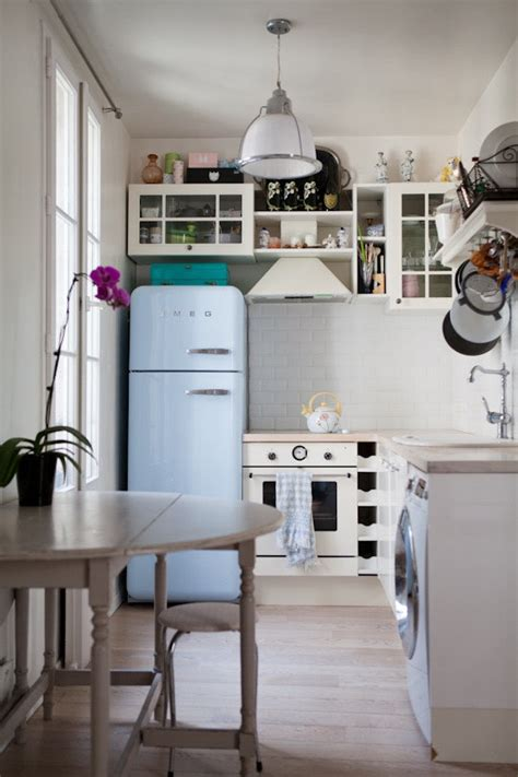 parisian kitchen design 10 inspiring small kitchens apartment therapy