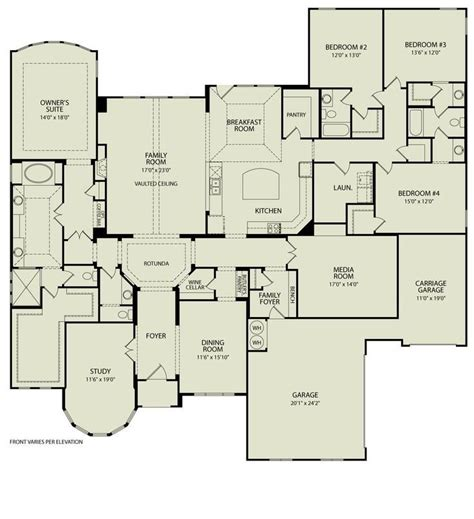 custom design house plans unique custom built homes floor plans new home plans design