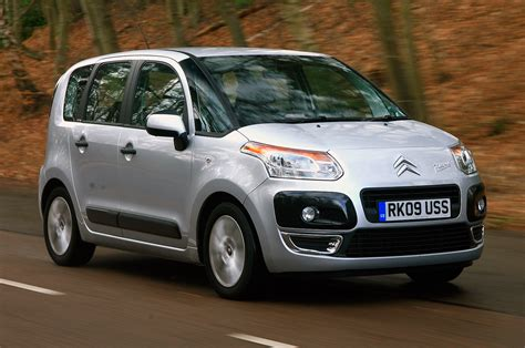 Citroen C3 Picasso by Citro 235 N C3 Picasso Review Autocar