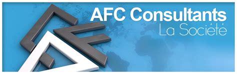 cabinet d audit et de conseil en assurance afc consultants