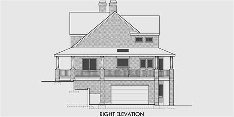 daylight basement home plans brick house plans daylight basement house plans