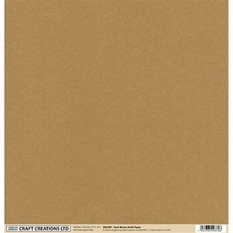 crafting papers 12 x 12 backing paper brown kraft paper