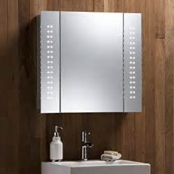 bathroom cabinet mirror with lights cabinet enchanting bathroom mirror cabinet design